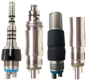 fiber-optic led coupler