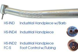 industrial lab handpiece